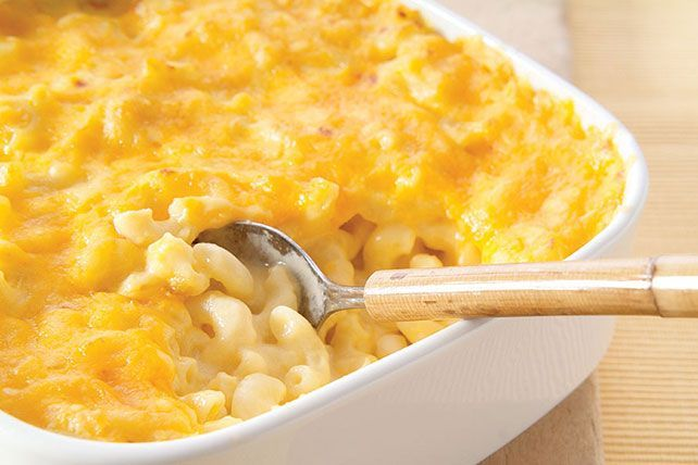 Savor this saucy, cheesy crowd-pleaser today. You can't go wrong with this Classic Macaroni and Cheese recipe that leaves a lasting impression.