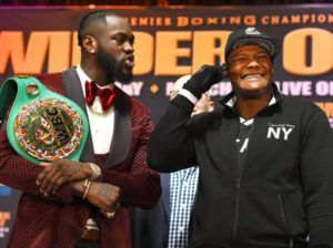 Anthony Joshua vs Joseph Parker: WBC champion Deontay Wilder cranks up war of words ahead of Luis Ortiz fight Declan...