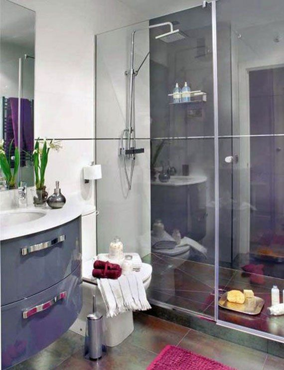 Best Small Bathrooms Images On Pinterest Small Bathroom