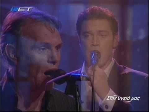 Mario Frangoulis & Jeff Leyton - Music of the Night-