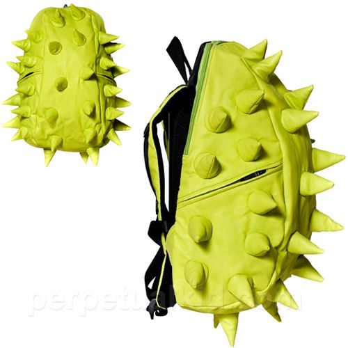 DINOSAUR LIME MAD PAX BACKPACK.  How cute is this?