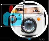 Pequeño tutorial: Como tener juntas dos fotografías o imágenes en Picsart Photo Studio.