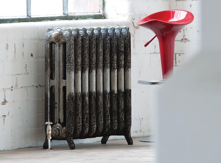 The Montmartre Cast Iron Radiators - Arroll - Manufacturer of Cast Iron Radiators and Baths