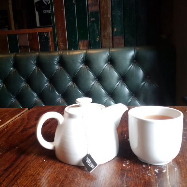 James Joyce and Irish Breakfast Tea