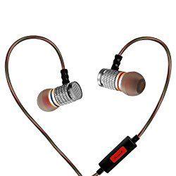 VersionTech 高音質イヤホン ヘッドホン 3.5mmステレオ 2ドライバ搭載 マイク搭載 カナル型 遮 音 3種のイヤーチップを選択可能 シェア掛けるタイプイヤホン おすすめ度*1 シンプルなデザインだが細かに彫り込まれたハウジングに味わいがある。密度感はあるが、かなり落ち着いた感じに聞こえる、なめらかで優しい温度のある音のイヤホン。 以前レビューしたBengoo KZ-ED2と同じ製品のようだ。 audio-sound.hatenablog.jp 【1】外観・インターフェース・付属品 付属品は英語のマニュアルとイヤーピースの替え。ハウジングは左右でアクセントカラーが異なり、赤が右、…