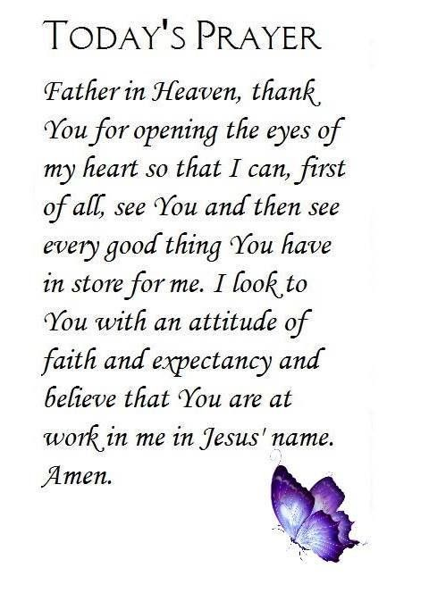 Todays Prayer Quotes Enchanting 63 Best Today Prayers Images On Pinterest  Daily Prayer Prayer