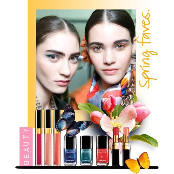 Spring Faves Beauty