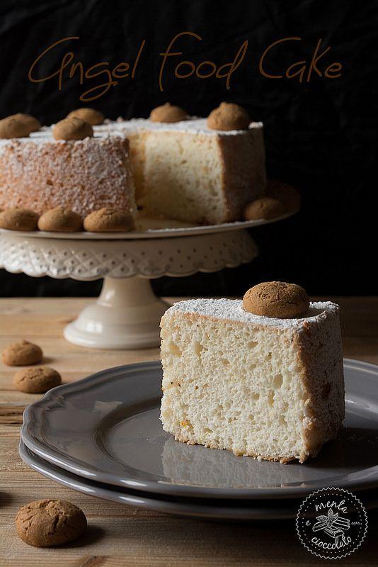Angel Food Cake di Luca Montersino, usiamo gli albumi avanzati!