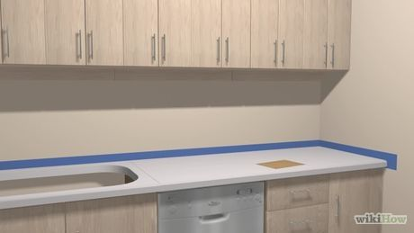 Imagen titulada Paint Formica Countertops Step 6 preview