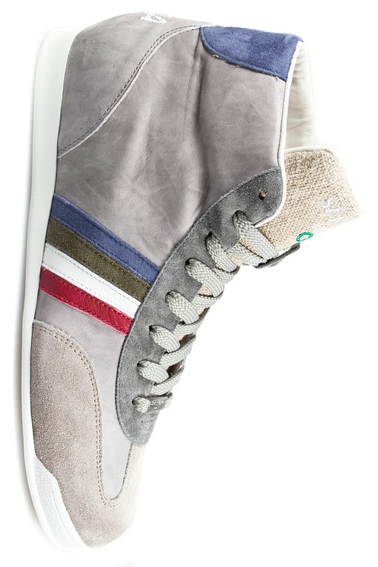 "Serafini luxury ""Italia"" basket grey"