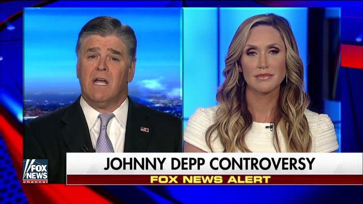 Lara Trump: Johnny Depp isn't doing himself any favors