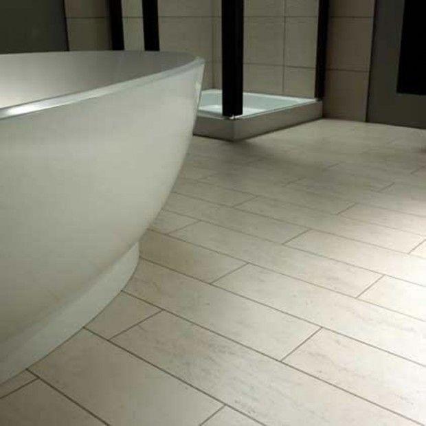119 best floor tile etc images on pinterest bathroom for Luxury vinyl bathroom flooring