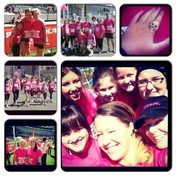 Melbourne Marathon<3 most amazing friends :)