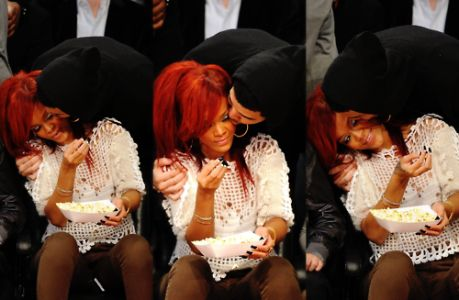 (Photos) Drake and Rihanna spotted on a DATE