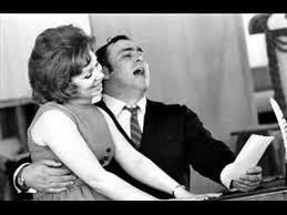 Mirella Freni and Luciano Pavarotti
