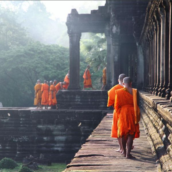 Some say that the most memorable part of the trip to Cambodia would be the infectious smile of the local residents… Blessed with various temples and heritage sites, its beautifully underdeveloped coastlines provide for an authentic-untouched experience for city slickers looking for that real authentic feel.  Stay tuned for our top site picks when visiting the incredibly cultural Cambodia! #KRAVESCAPE