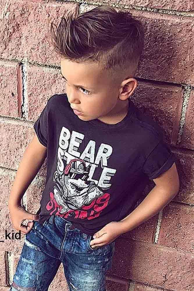 Boy Fur Haircuts Ihren Jungs Kleinen Kort Frisyr Pojke Pojkfrisyrer Barnfrisyrer