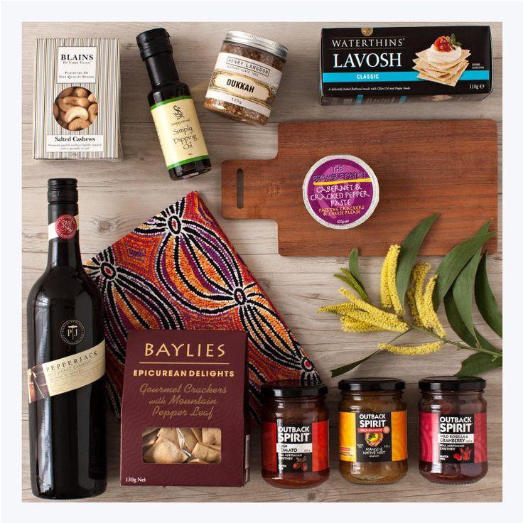 Wedding Gift Basket Australia : australian gift gourmet australian australian picnic hamper hardtofind ...