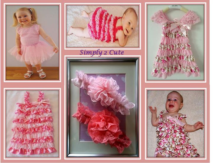 Accessories to complete the perfect look for your Little Princess!