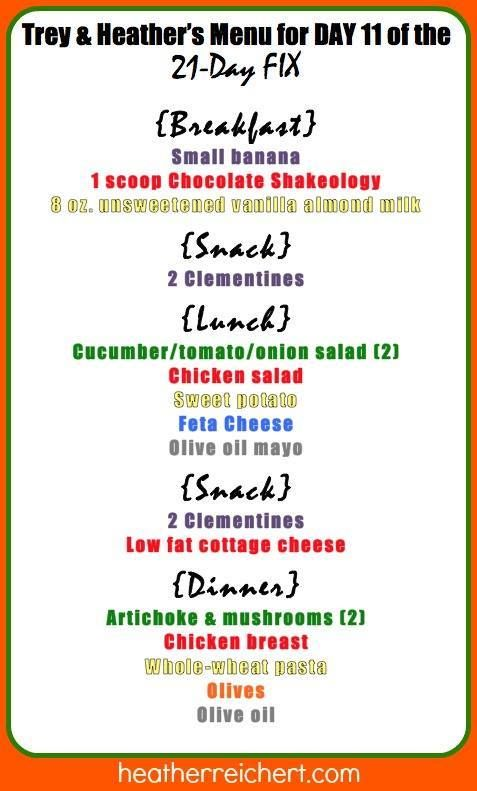 111 best 21 Day Fix images on Pinterest Healthy meals, Exercises - 21 day fix spreadsheet
