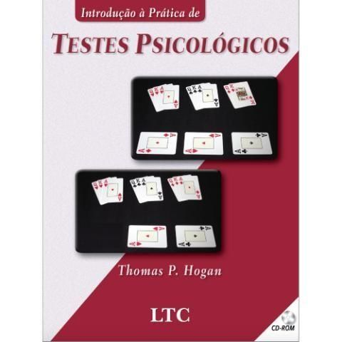 E-Book Introdução À Prática De Testes Psicológicos