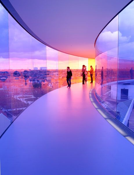 Olafur Eliasson - Aarhus: Somewhere in the Rainbow