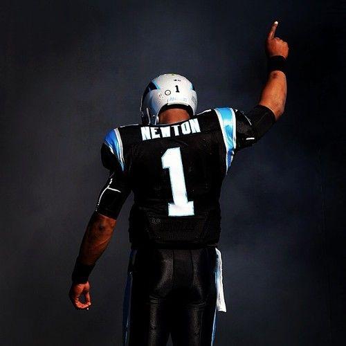 That's my Quarterback-Cam Newton
