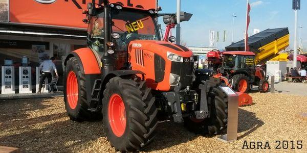 Heute berichte ich über die neuen Traktoren der Landtechnikhersteller Claas und Kubota. Die Schmalspurtraktor-Baureihe Nexos wurde überarbeitet. Kubota MGX