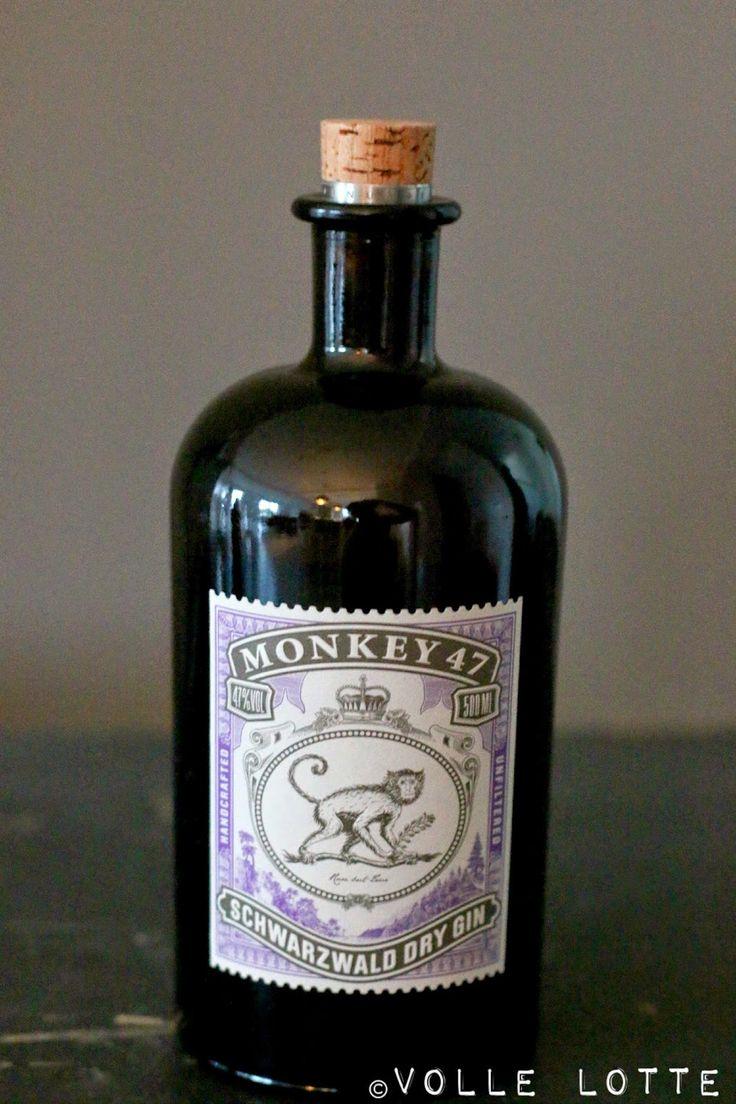 Die Schwarzwald-DNA oder auch Monkey 47 Schwarzwälder Dry Gin