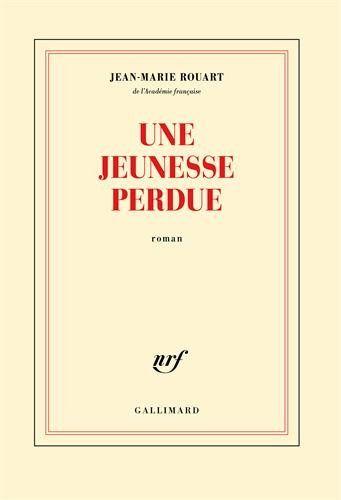 Nostalgie d'une jeunesse triomphante. Ruine de la vieillesse. #Rouart #Gallimard  Roman : Jean-Marie Rouart explore les désirs de la...