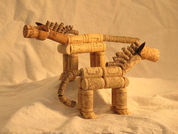 Whimsical Cork Horses for horse and wine enthusiasts. by corkhorse, $40.00