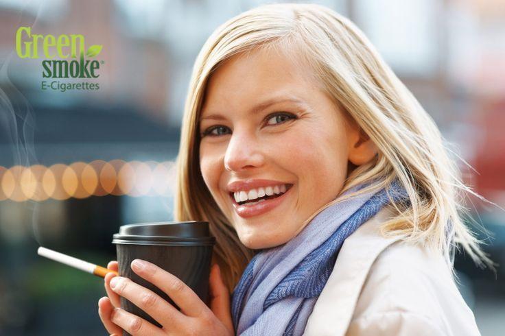 Καπνίστε Green Smoke όποτε θέλετε και όπου θέλετε!