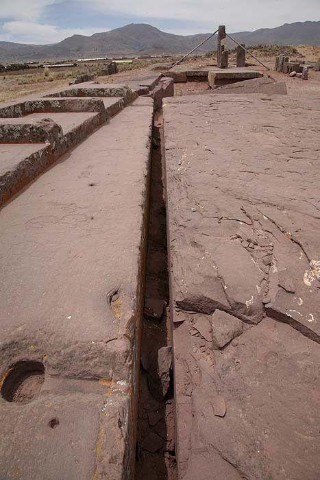 Ancient Aliens Pumapunku Cut Stone Machined « UFO-Contact News