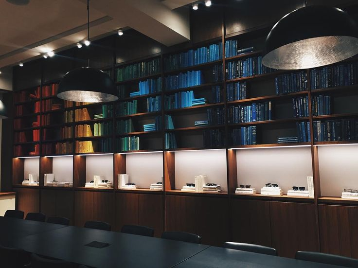 Impressed by @warbyparker's 'Belief' in  Data Science event  their rainbow library.