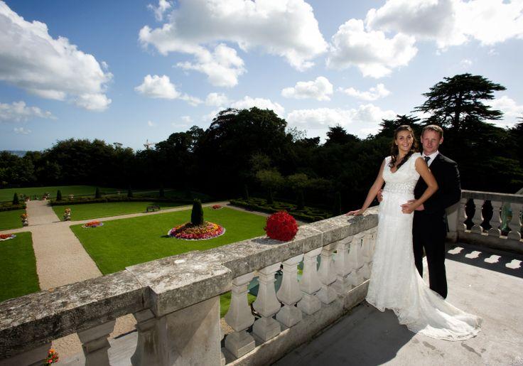 Bride and Groom on the balcony #radissonblusthelens