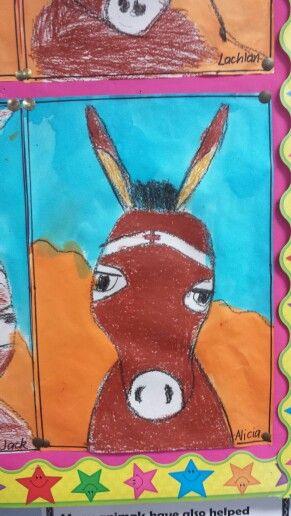 Anzac - Simpson's donkey Duffy