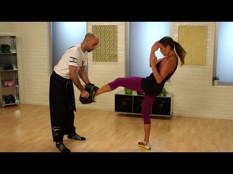 Krav Maga Martial Arts Workout | Strength Training Exercise | Fit How To