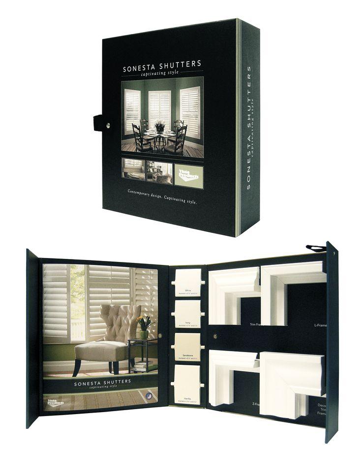 Sonesta Shutters™ Sample Portfolio for Lowes® on Behance