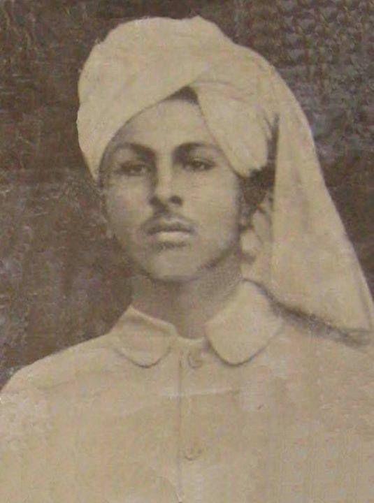 Original Pic of Bhagat Singh