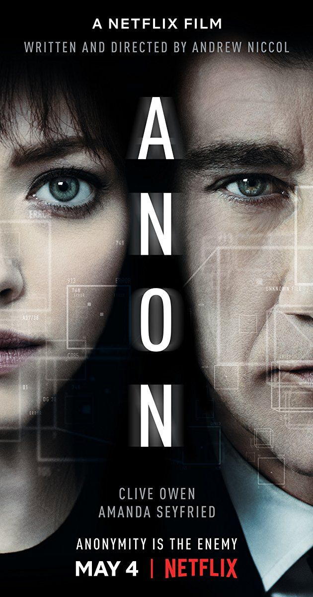 Great Movie Directed By Andrew Niccol With Clive Owen Amanda Seyfried Colm Feore Sonya Walger In A World Without An Anon Movie Amanda Seyfried Clive Owen