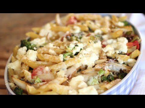 Cómo preparar macarrones con brócoli | Cocina