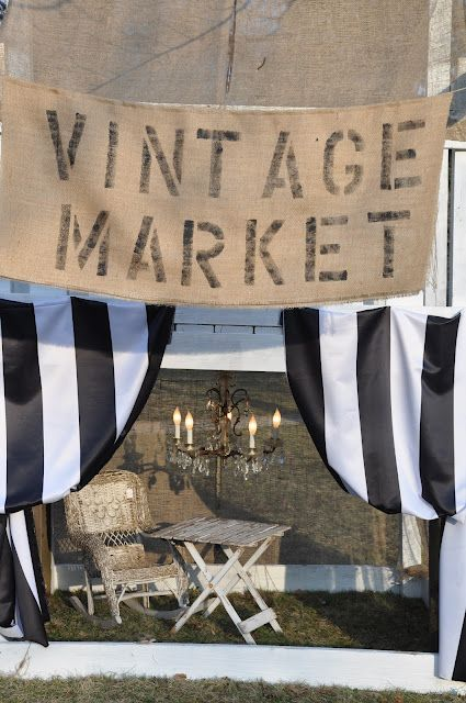 Vintage Market at Counting Your Blessings