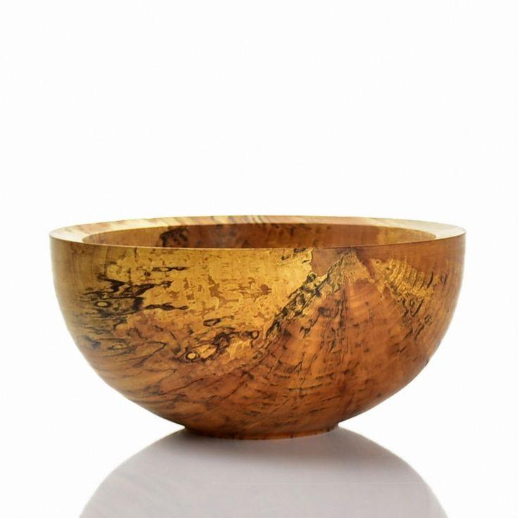 #Spalted #beech #bowl / Misa z buka zaatakowanego grzybem  #toczenie #toczeniewdrewnie #woodworking #woodturning #wooddesign #drechseln #handcraft #woodenbowl #woodshop #woodart #wood #drewno #zdrewna #drewnianeprzedmioty #misy #miska #misyzdrewna #buk #recznierobione #rękodzieło #handmade #donitza #homedecor #interiordesign #dekoracja