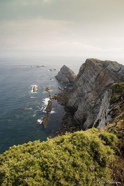 Cabo Peñas, Asturias, Spain