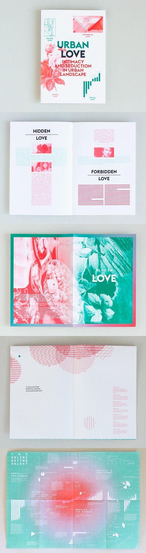 Cool Brand Identity Design. Urban Love. #branding #brandidentity [http://www.pinterest.com/alfredchong/]: