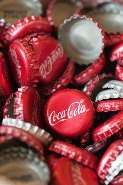 Coca Cola Caps #HelloRed