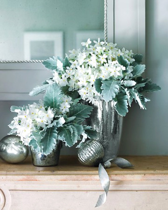 DRUNK Paperwhites (really) - Scented and Divine . . . Decorative Rustic Wedding Decor . . . Easy Care. $6.00, via Etsy.