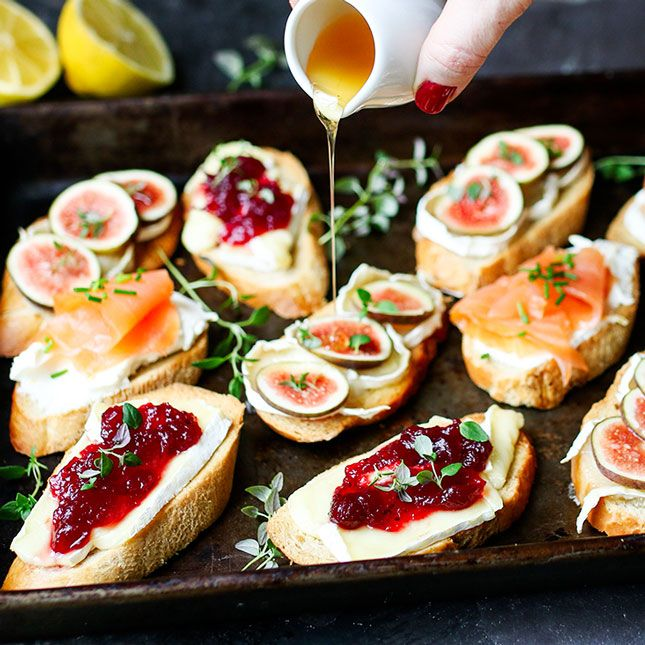 Your Book Club Will Love These Easy but Decadent Crostini