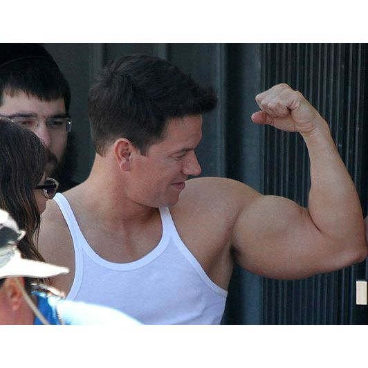 Get A Body Like Mark Wahlberg From His Latest Movie Pain and Gain.