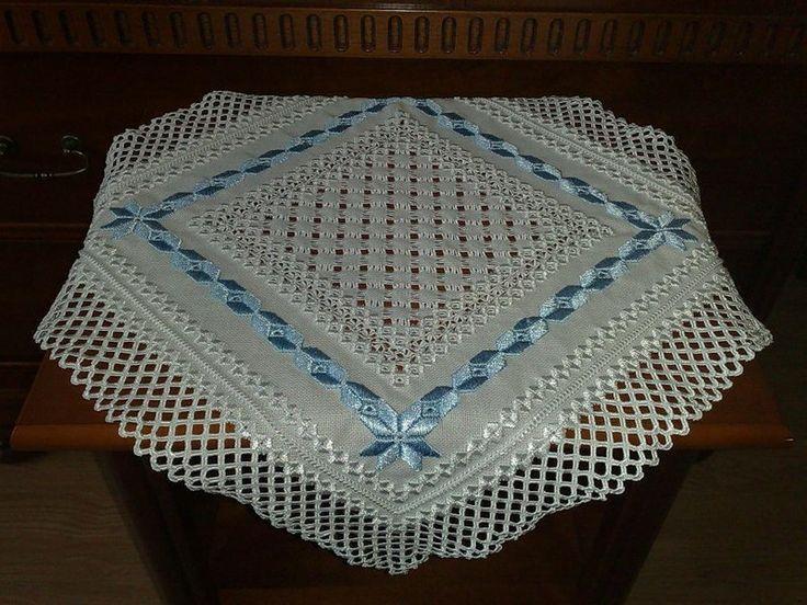Hardanger Tablecloth